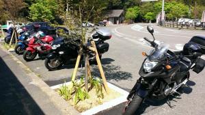 英彦山駐車場集合写真